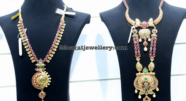 Antique Ruby Set with Pendant