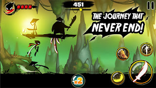 Stickman Revenge 3 Unlimited Money