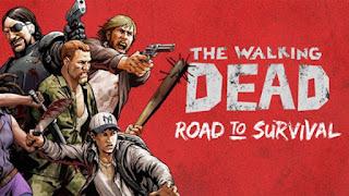 Walking Dead Road To Survival Apk + Data