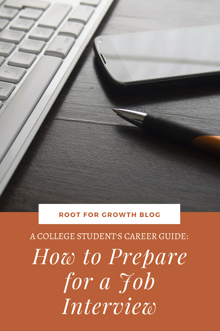 How to prepare for an interview for students. Interview preparation for interview questions like tell me about yourself and more interview tips.