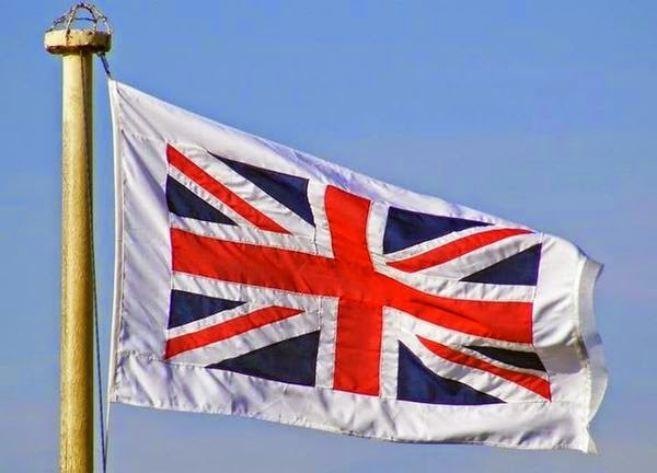 66b0fd51066f Flags of Empire: British Naval Flags and Ensigns