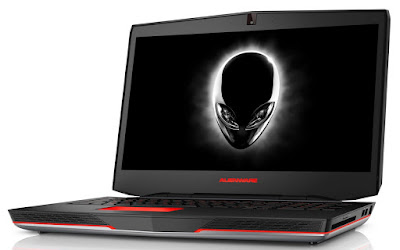Alienware 17 - Laptop Gaming Terbaik