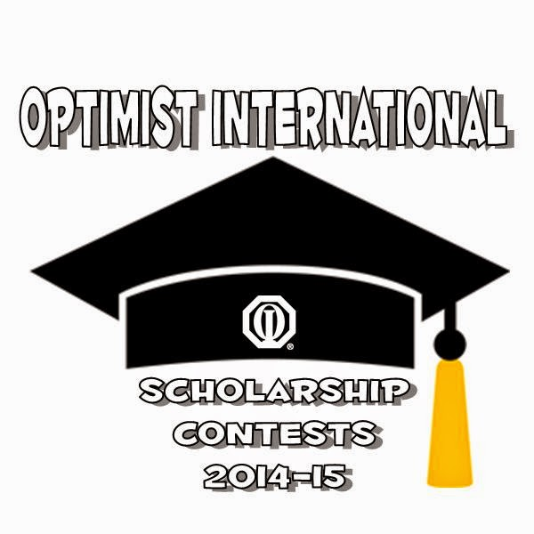 optimist international scholarship contests