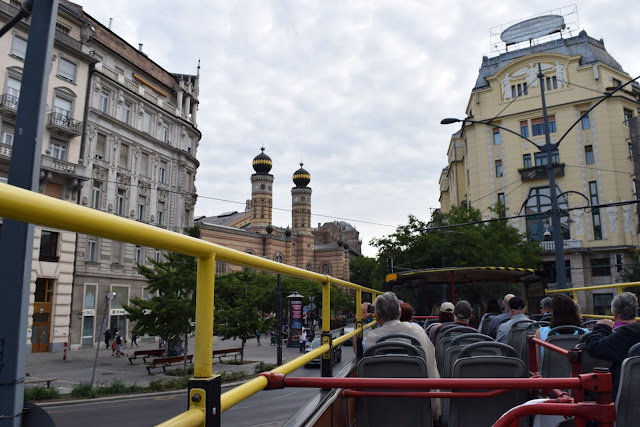 Hop on Hop off bus Budapest