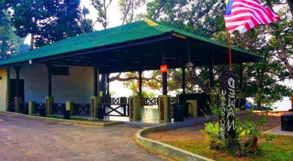Umang Umang Chalet Pantai Kuala Sungai Baru kemudahan fasiliti