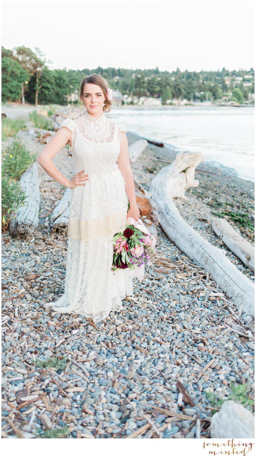 Seattle Wedding Photographer Something Minted