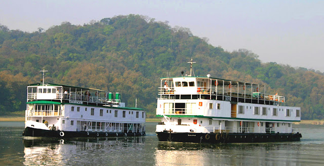 Luxury River Cruises, india