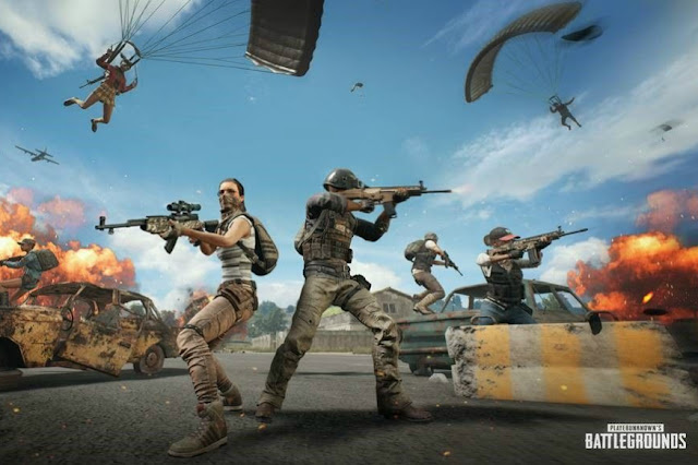 PUBG Mobile Update Will Add Rainy Weather, Snowy Area, Rickshaws And More