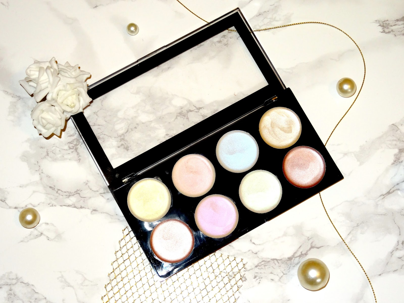 Makeup Revolution Ultra Strobe Balm Palette Review