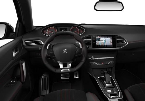 Peugeot 308 S GT (2019)