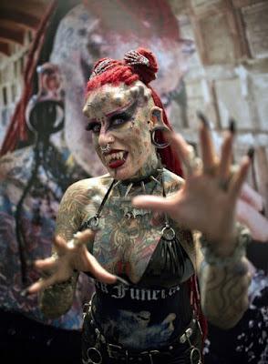 A Mulher vampiro
