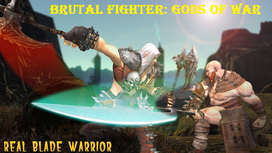 Brutal Fighter Gods of War MOD APK Unlimited Coins Diamonds Free Download