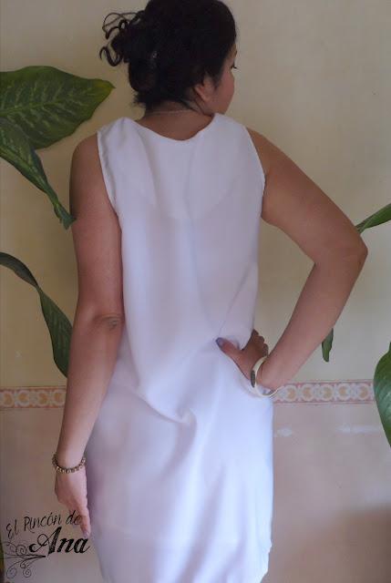 Vestido sencillo DIY