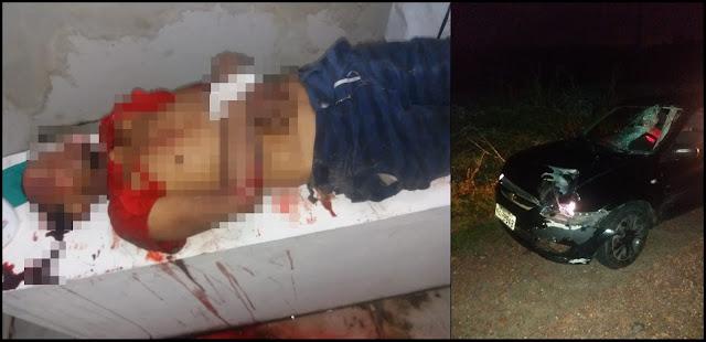 Grave acidente deixa uma pessoa morta em Anapurus