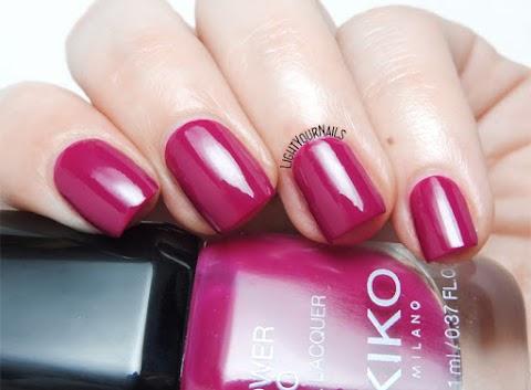 Kiko Power Pro 111 Sweet Raspberry