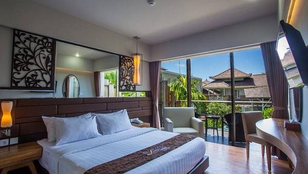 Hotel dan Villa di Bali The Lerina Hotel Nusa Dua