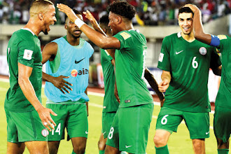 My grandma's death made me play for Nigeria - Balogun