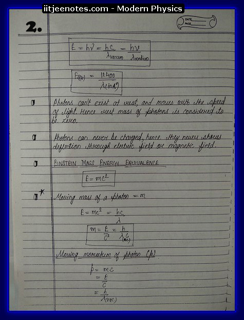 Modern Physics 2