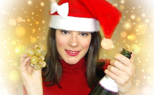 feliz 2017 Guapamaniaca monika sanchez blogger maquillaje