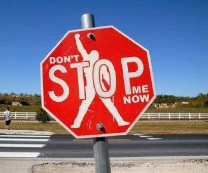 dont stop me now. arte callejero