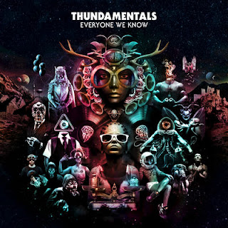 Thundamentals - Everyone We Know (2017) - Album Download, Itunes Cover, Official Cover, Album CD Cover Art, Tracklist