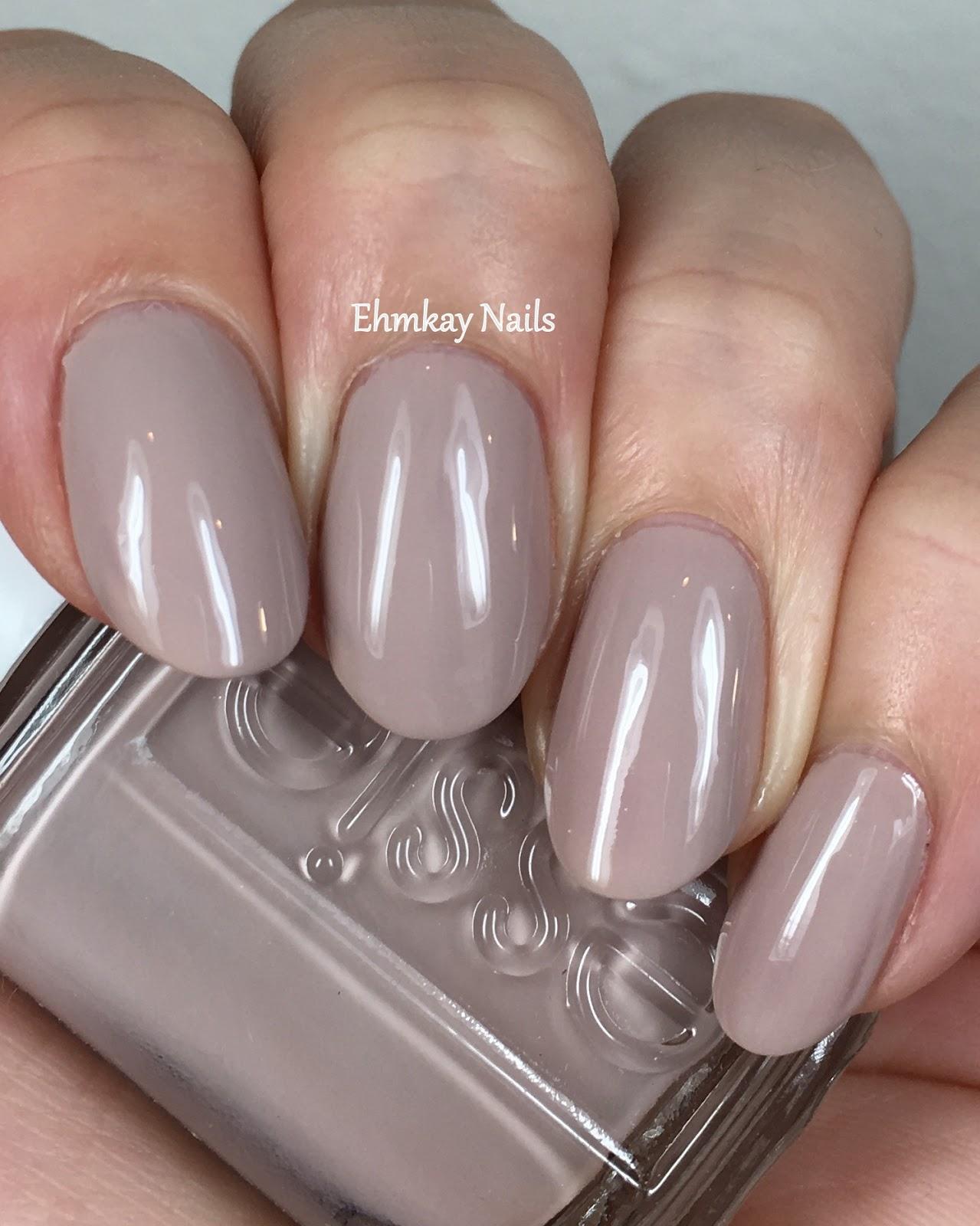 2017 Nail Polish Colors Essie | Splendid Wedding Company