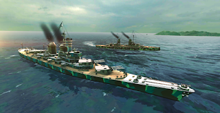 Battle of Warships Naval Blitz Mod Apk