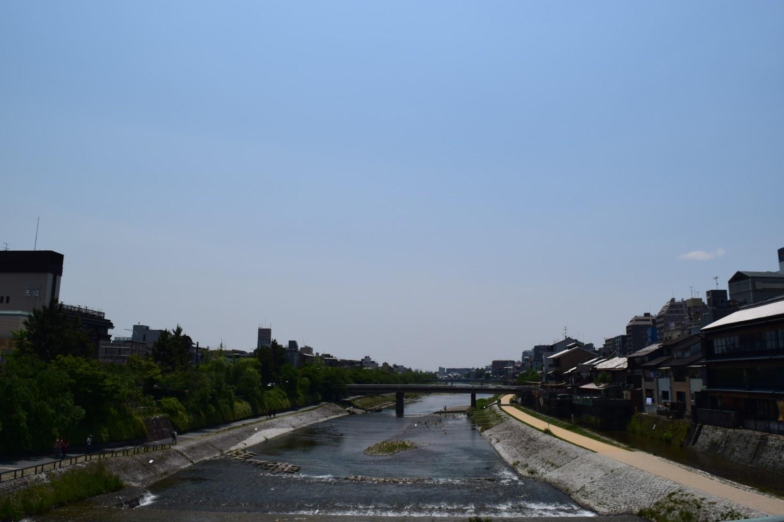 Kamogawa Kyoto