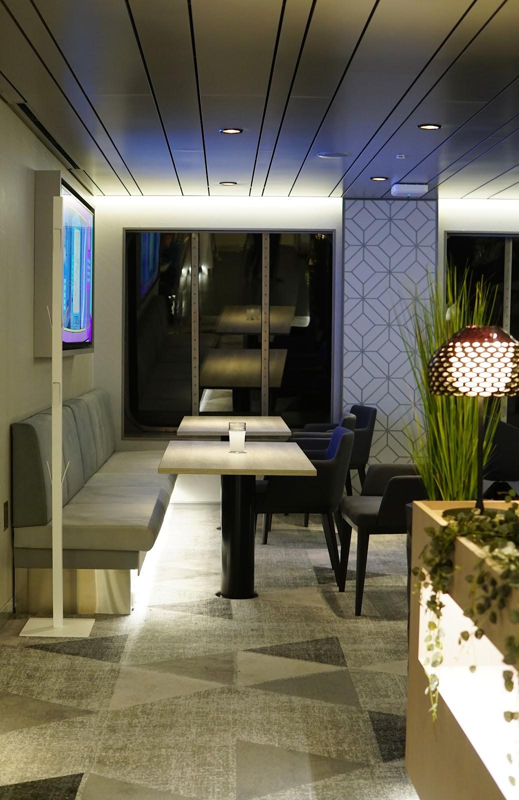 lounge, laiva, matkailu