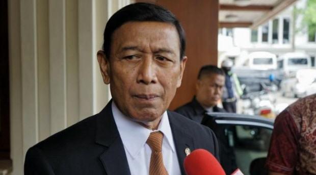 Wiranto Imbau Tak Ada Aksi Respons Pembakaran Bendera HTI