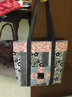 free quilt pattern to make a tote
