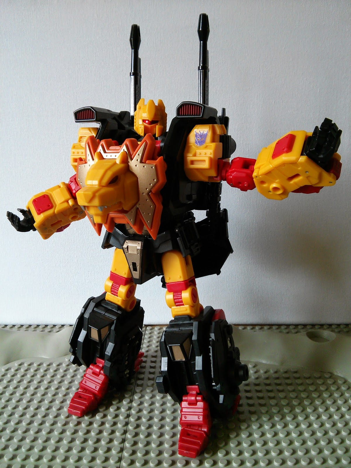 MMC attempt Razorclaw...and win