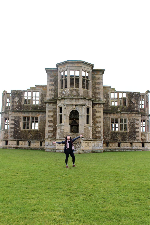 National Trust Lyveden New Bield Lodge in Northamptonshire - UK luxury travel blog
