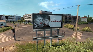 ets 2 real advertisements v1.4 screenshots 1, france