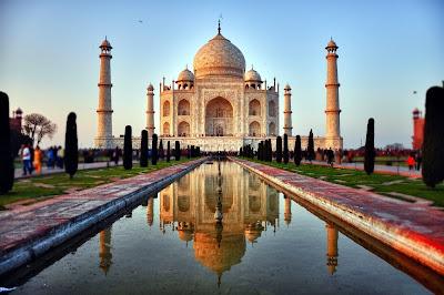 taj mahal india - A invasão ao templo!