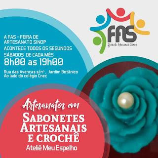 FAS- Feira de artesanato Sinop