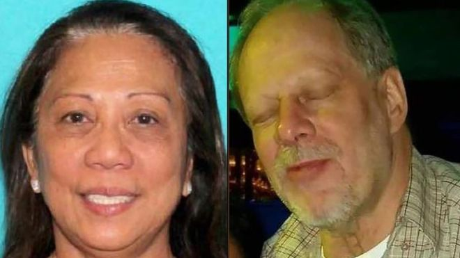 Girlfriend of Las Vegas shooter says she thought he gave her $100,000 to break up with her