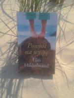 """""""Powrót na wyspę"""" Elin Hilderbrand, fot. paratexterka ©"""