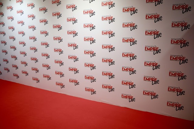 Empire Live red carpet