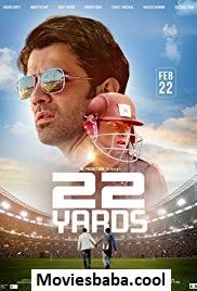 22 Yards (2019) Full Movie Hindi HDRip 1080p | 720p | 480p | 300Mb | 700Mb