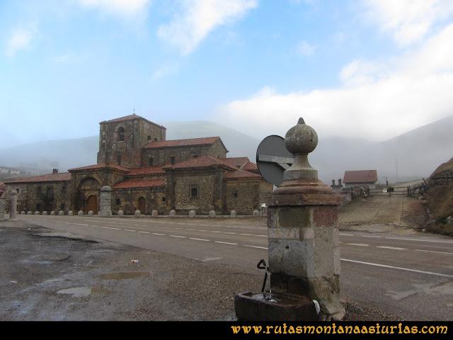Ruta Pico Cellón: Colegiata Santa Maria de Arbás