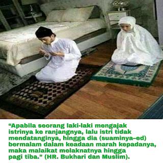 Wahai Para Istri, Perhatikanlah Masalah ini jika Kalian Menginginkan Kebaikkan untuk Suami yang Kalian Cintai