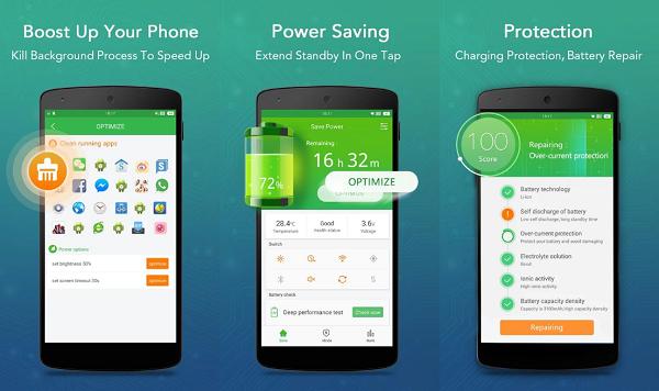إطالة عمر بطارية هاتف الأندرويد مع تطبيق Battery Doctor