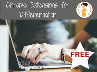 Chrome Extensions for Differentiation Free Resource with instructions and links