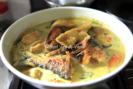 Resep Terik Bandeng dan Tahu dengan Nasi Jagung JTT