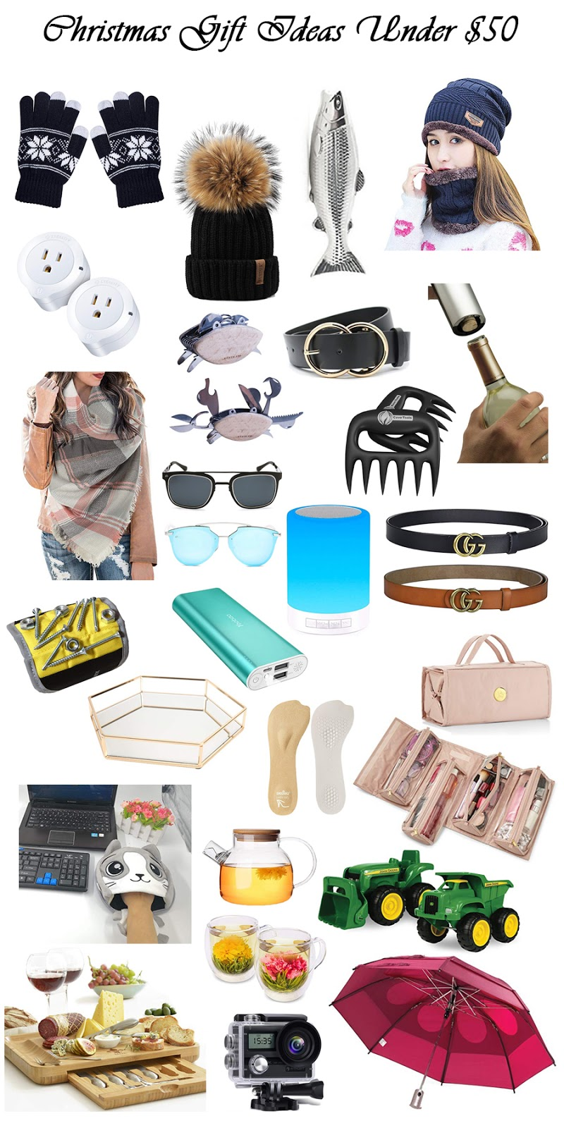 2018 Gift Ideas: Gifts Under $50 :: Effortlessly with Roxy