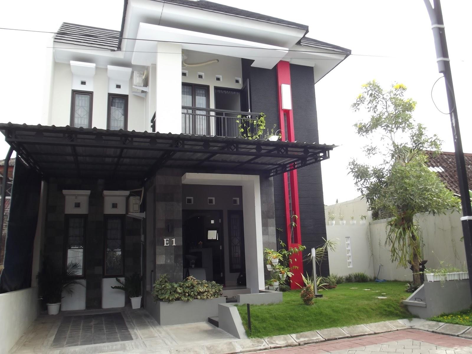 Rumah Kuantan Di Tengah Kota Jogja Homestay Jogja Rumah