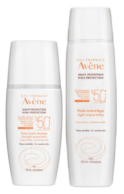 Avène High Protection Mineral Lotion Sunscreen