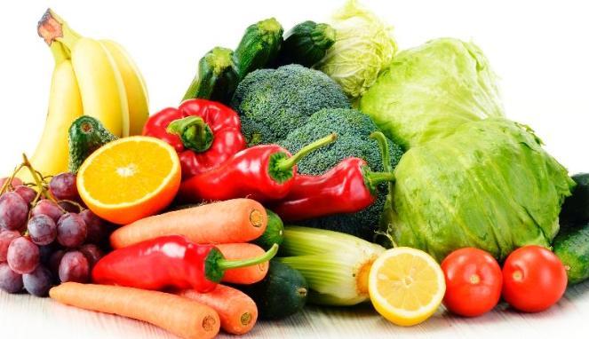 Latihlah Anak Mengonsumsi Sayur Sejak Dini