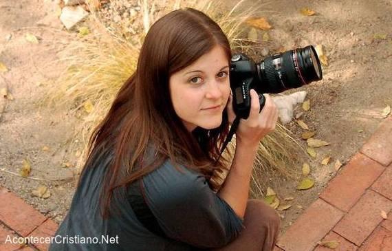 Fotógrafa cristiana Elaine Huguenin